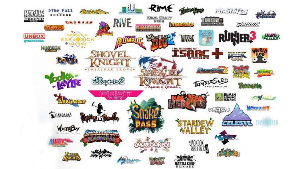 Nintendo-nindies