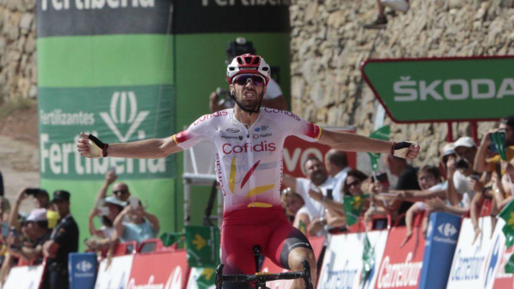 """Jesús Herrada, ciclista de Cofidis, se queja por la cuarentena por el coronavirus: """"Pese a dar un segundo negativo, aquí seguimos retenidos"""""""