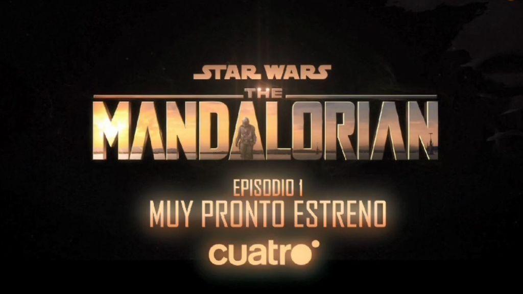Primer episodio de 'The Mandalorian', en Cuatro
