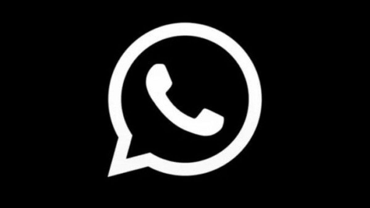 WhatsApp ya permite la opción de modo oscuro