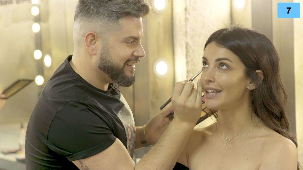 Maquillaje 'doble v': Alberto nos enseña cómo hacerlo mientras que Noe López se confiesa