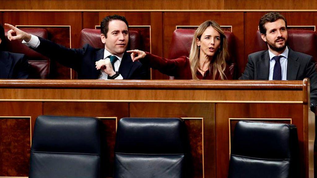 El 8-M aflora la guerra abierta entre Álvarez de Toledo y García Egea por controlar el grupo parlamentario