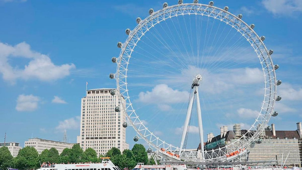 Madrid planea poner su 'London Eye'