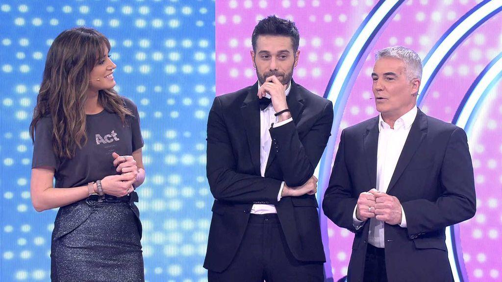 Manu Carreño, Santiago Urrialde, David Cantero e Isabel Jiménez hacen un recorrido por la historia de Telecinco