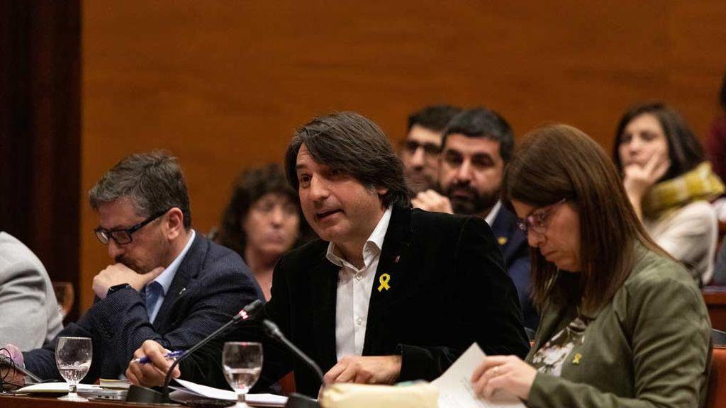 Un diputado de JxC y otras 48 personas imputadas por desviar fondos de la Diputación de Barcelona a entidades relacionadas con el procés