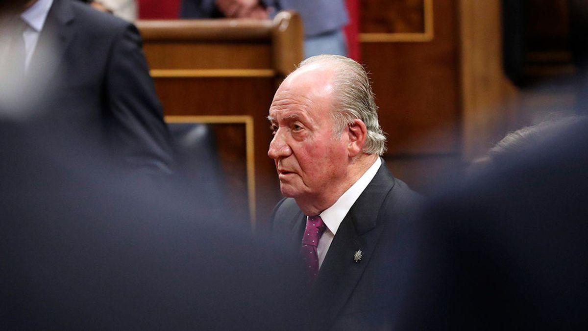 Juan Carlos i rey emérito