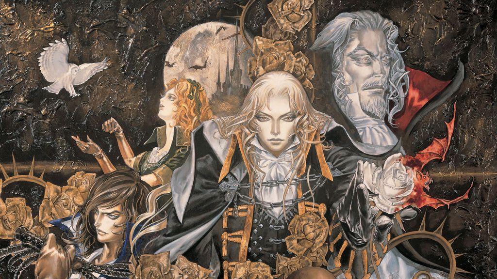 Castlevania: Symphony of the Night ya está disponible en móviles