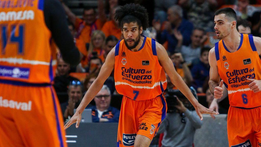 El Valencia Basket-Milan se jugará finalmente a puerta cerrada