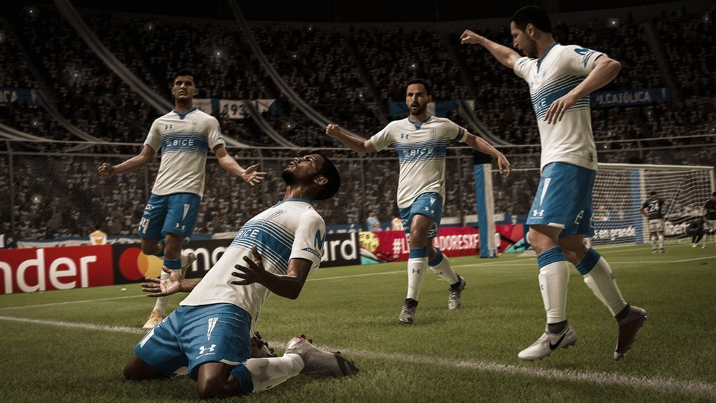 FIFA 20, Copa Libertadores