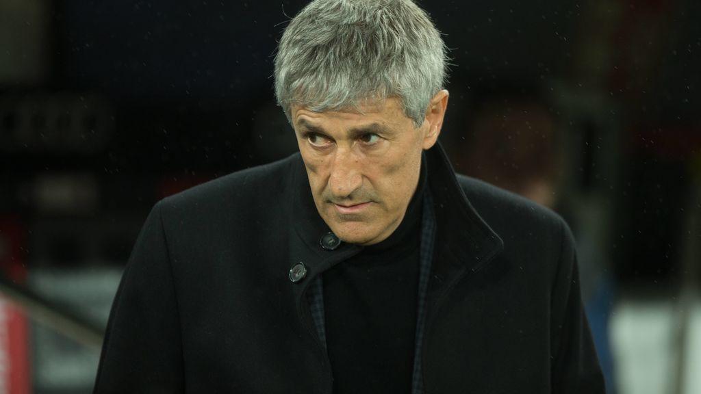 Setién no mejora a Valverde: sin Copa, sin liderato en la Liga y sin buen juego