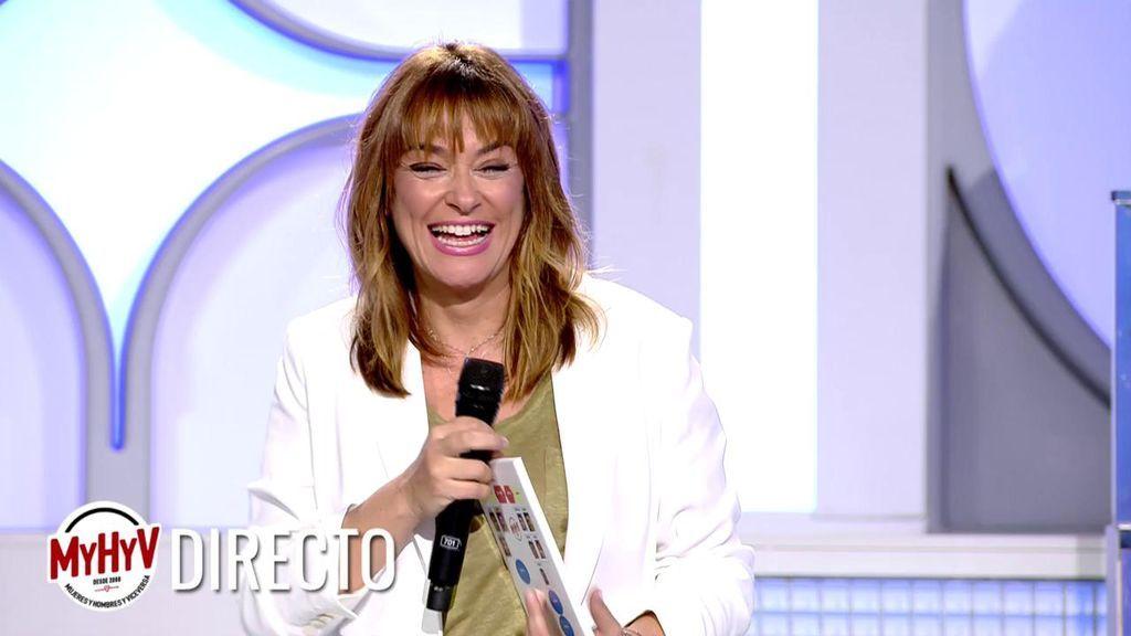 """La vuelta de Toñi Moreno a 'MyHyV': """"Qué ganas tenía de veros"""""""