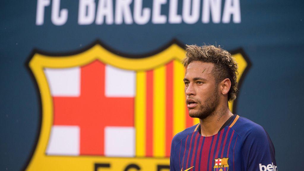 La reconstrucción del Barça comienza por Neymar: el brasileño es el objetivo prioritario
