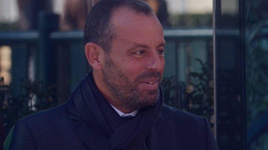 Sandro Rosell se querella contra la jueza que le envió a prisión acusándola de prevaricación y falsedad documental