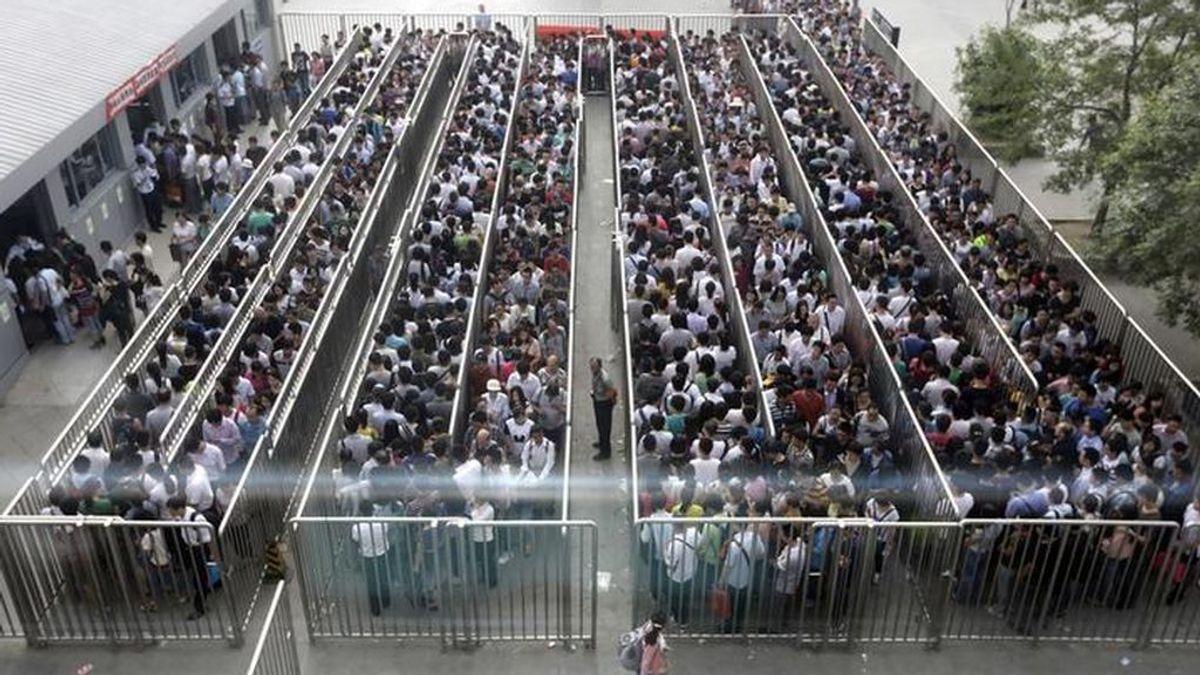 Pekín  implementa la cita previa en el metro para reducir aglomeraciones