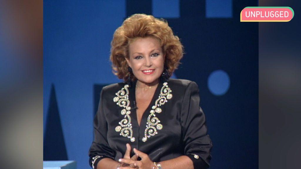 Carmen Sevilla en 'El Telecupón'