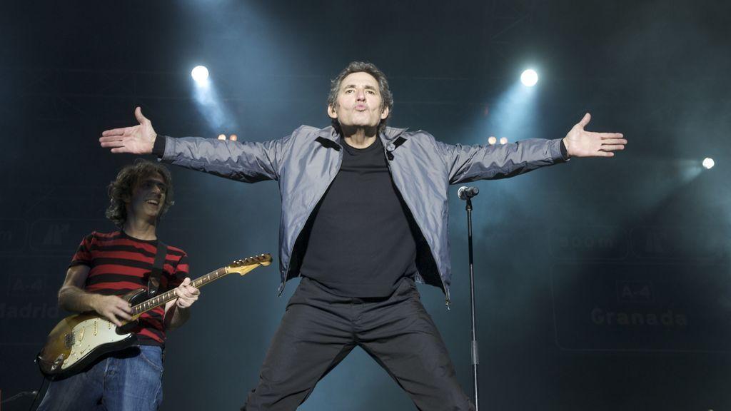 Nueva letra de 'Bienvenidos': Miguel Ríos versiona su mítica canción para crear un nuevo himno a los seguidores del Granada