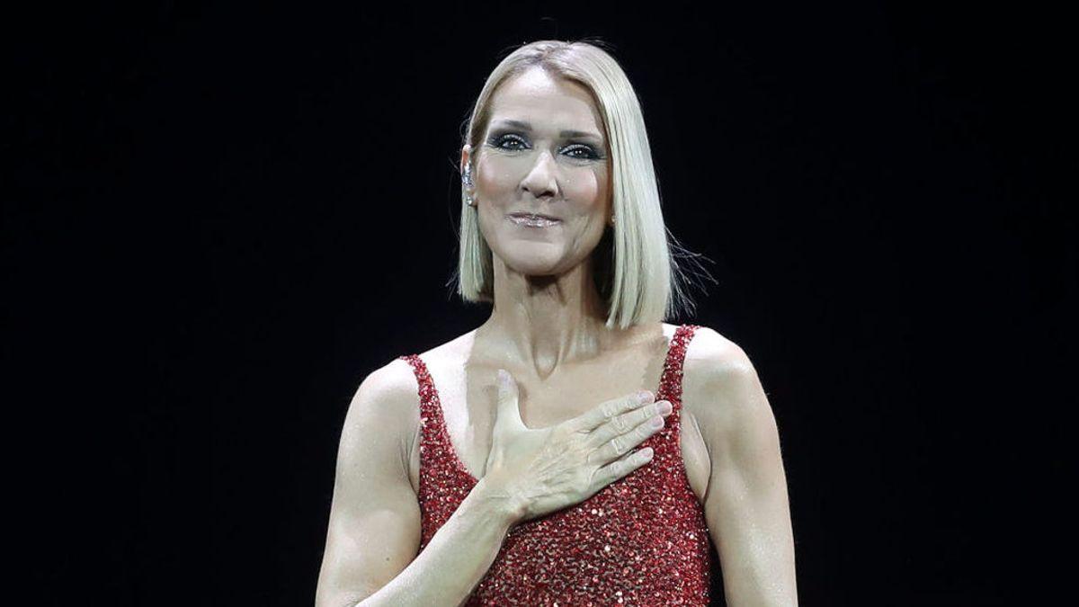 Una fan sorprende Celine Dion en plena calle de Nueva York y le canta uno de sus éxitos