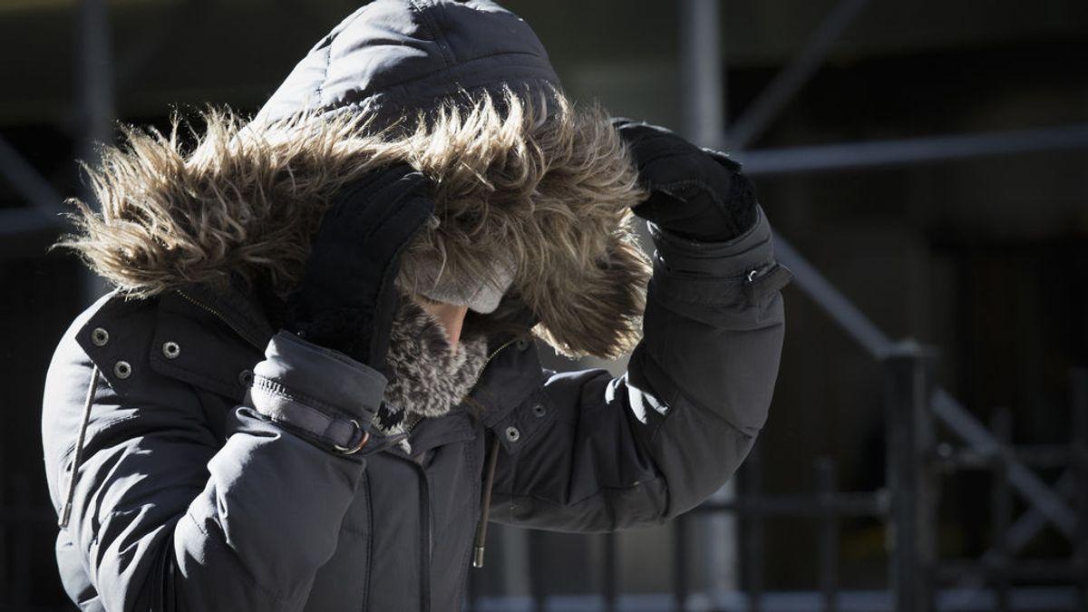 La borrasca Norberto trae ambiente invernal: rachas de 120 km/hora y medio metro de nieve