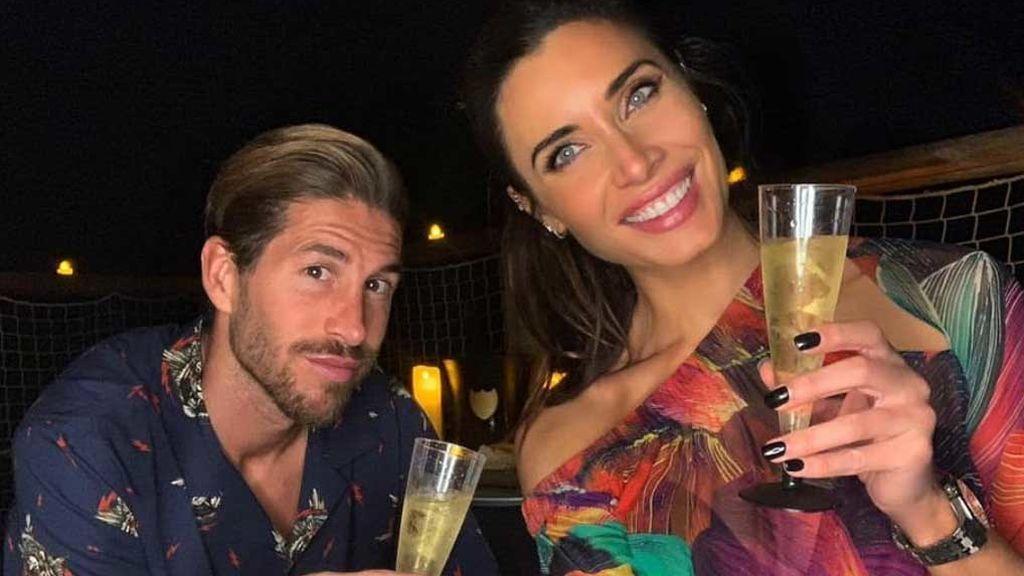 """Sergio Ramos recuerda su noche de bodas con Pilar Rubio: """"Hacer burbujas de amor"""""""