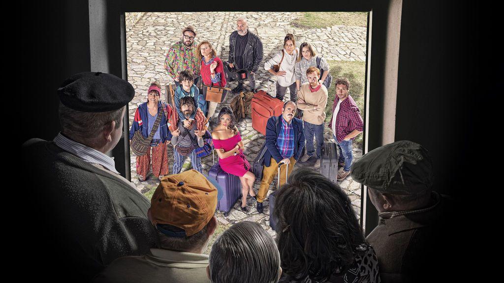 'El Pueblo' finaliza su primera temporada como la serie más vista del año
