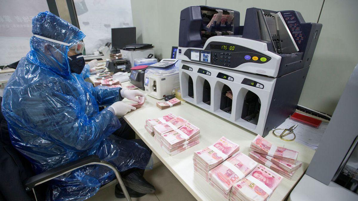 La Organización Mundial de la Salud advierte que el dinero contaminado puede propagar el coronavirus