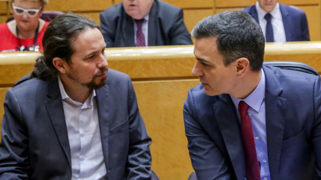 PSOE y Podemos convocan la mesa de coordinación tras las tensiones internas del Gobierno