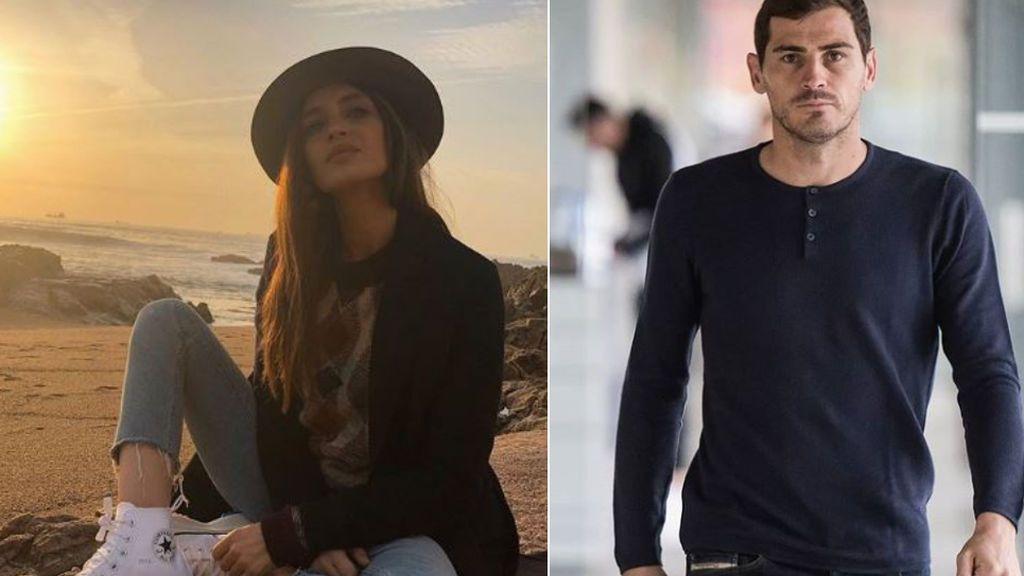 El registro por fraude fiscal cogió a Sara Carbonero sola en Oporto: Casillas estaba en Madrid