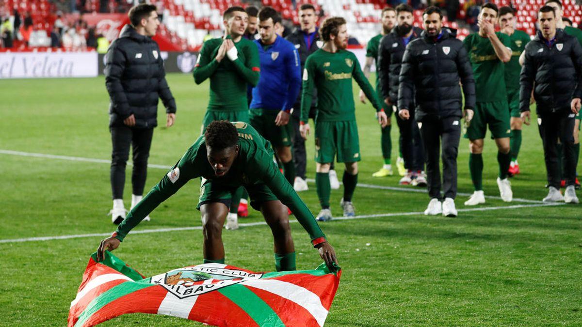 Real Sociedad - Athletic, en la gran final de Copa: '42.000 apellidos vascos' en La Cartuja