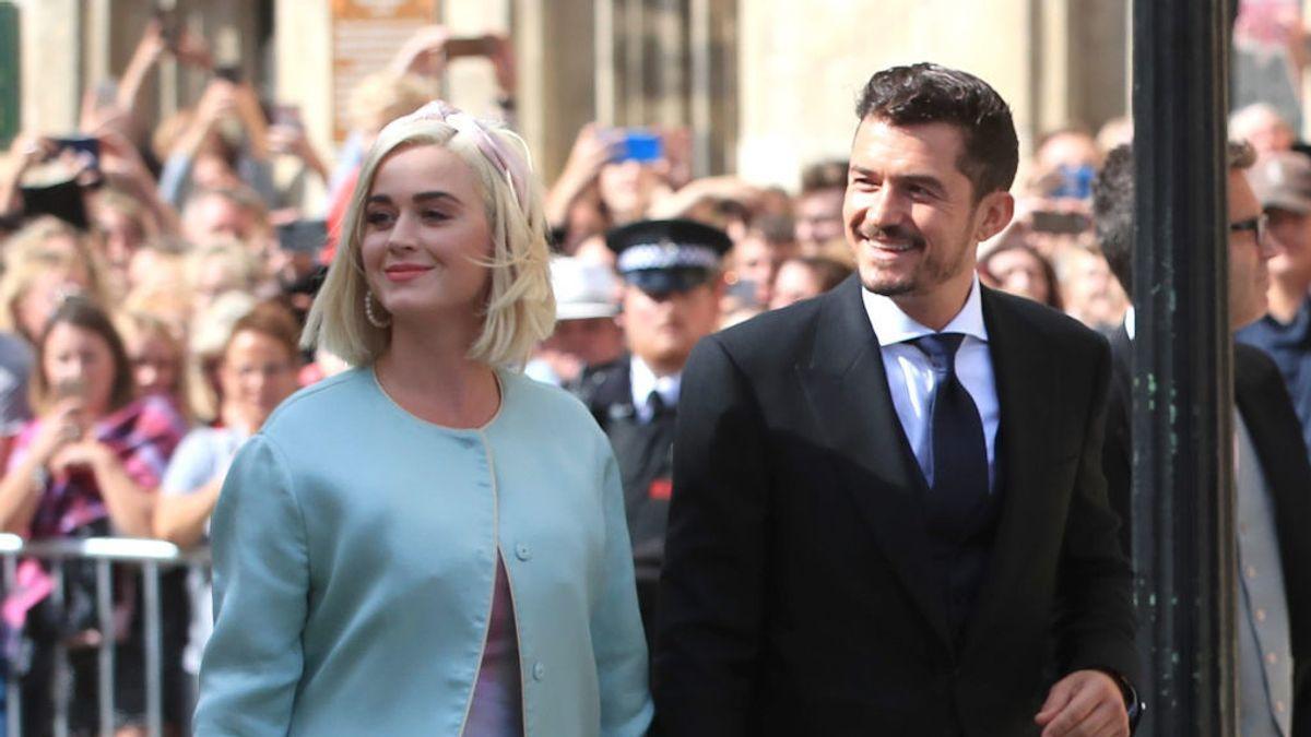 Katy Perry confirma embarazo y boda con Orlando Bloom en su nuevo videoclip 'Never Worn White'