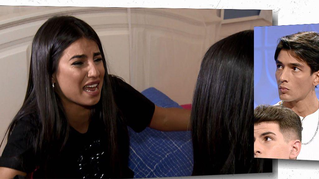Cristina se desahoga con Nerea en la casa