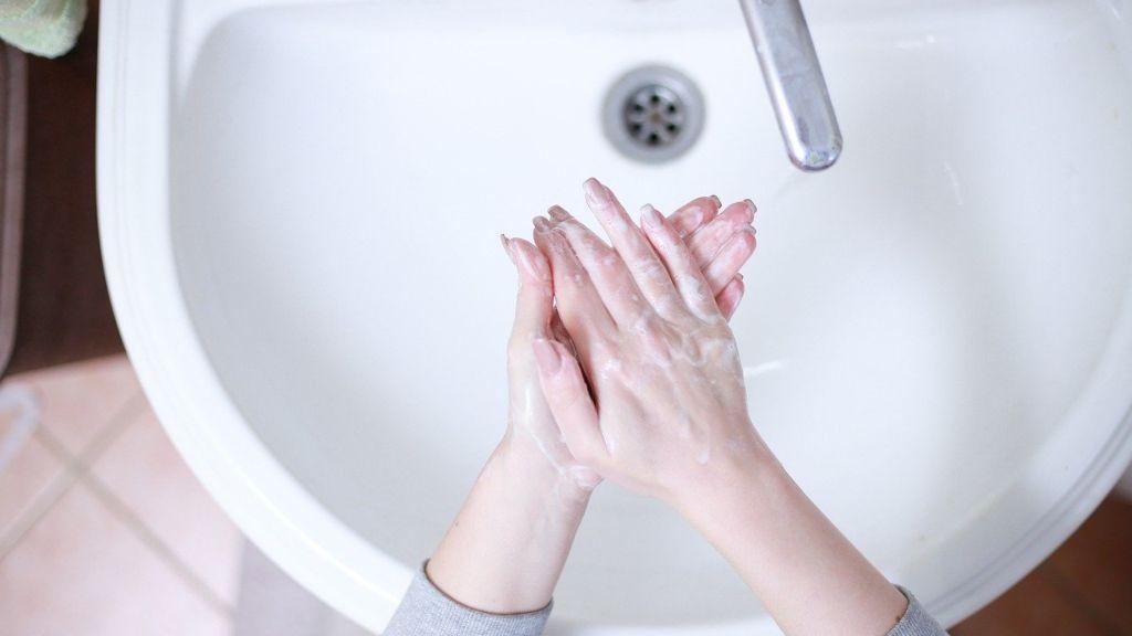 Lavado de manos bueno