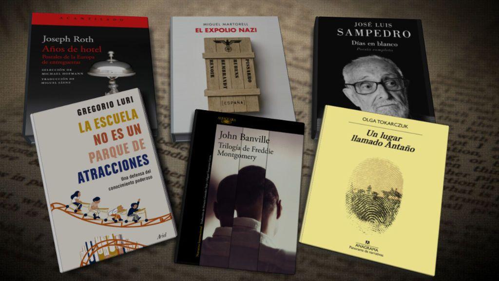 Estrenos literarios ineludibles del mes de marzo