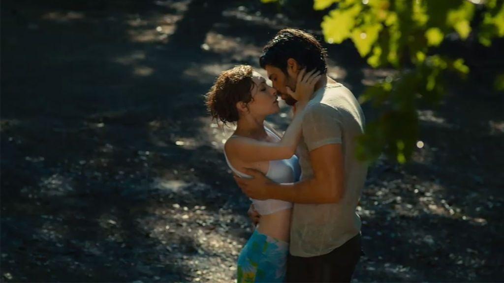 El beso de Yalin y Defne