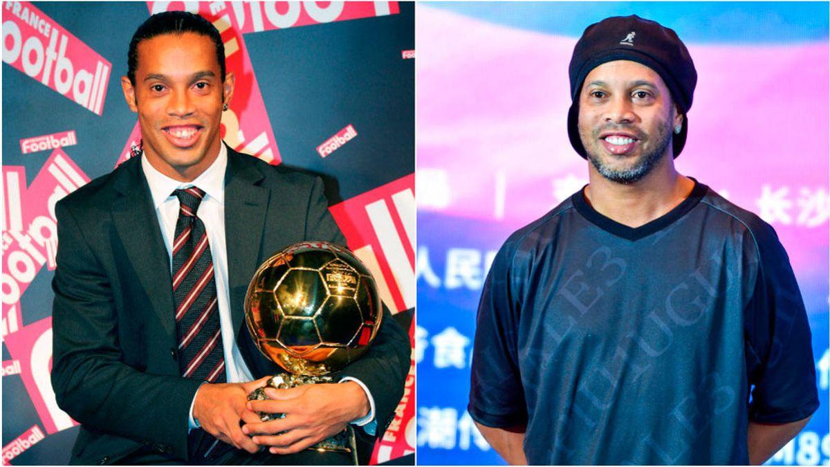 La caída libre de Ronaldinho: los fracasos del brasileño desde que lo fue todo en el Barcelona