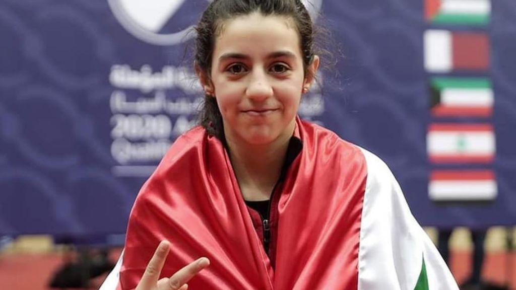 Hend Zaza, la niña siria de 11 años que disputará los Juegos Olímpicos: es la jugadora más joven de Tokio 2020