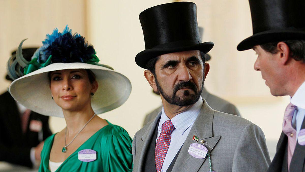 El emir de Dubái secuestró a dos de sus hijas y amenazó a su mujer, según la justicia británica
