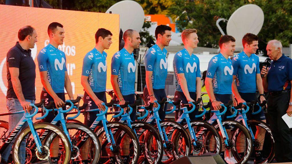 El coronavirus se sigue cebando con el deporte: Movistar Team se retira de 6 carreras ciclistas