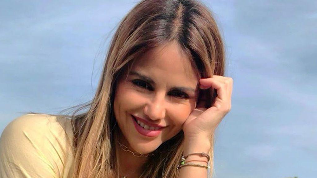 El parecido de Mónica Hoyos con su hija
