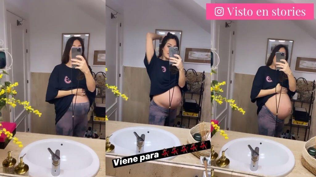 El posado de Rocío Osorno en la semana 33