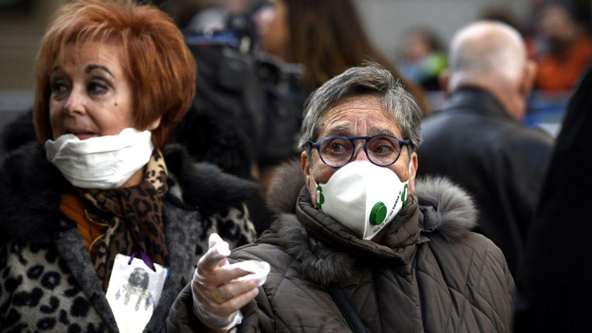 La Comunidad de Madrid la más castigada por el coronavirus, con tres fallecidos