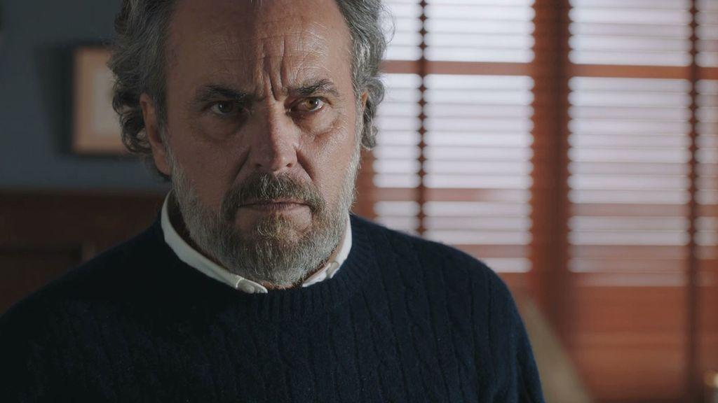 Un personaje clave de la primera temporada reaparece por sorpresa en 'Vivir sin permiso'