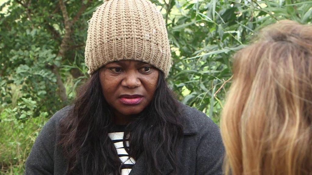 Entrevista con Helen Mukoro, en 'En el punto de mira'