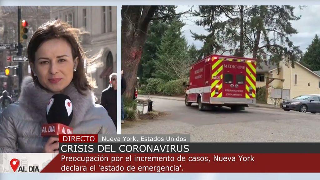 Nueva York decreta el estado de emergencia