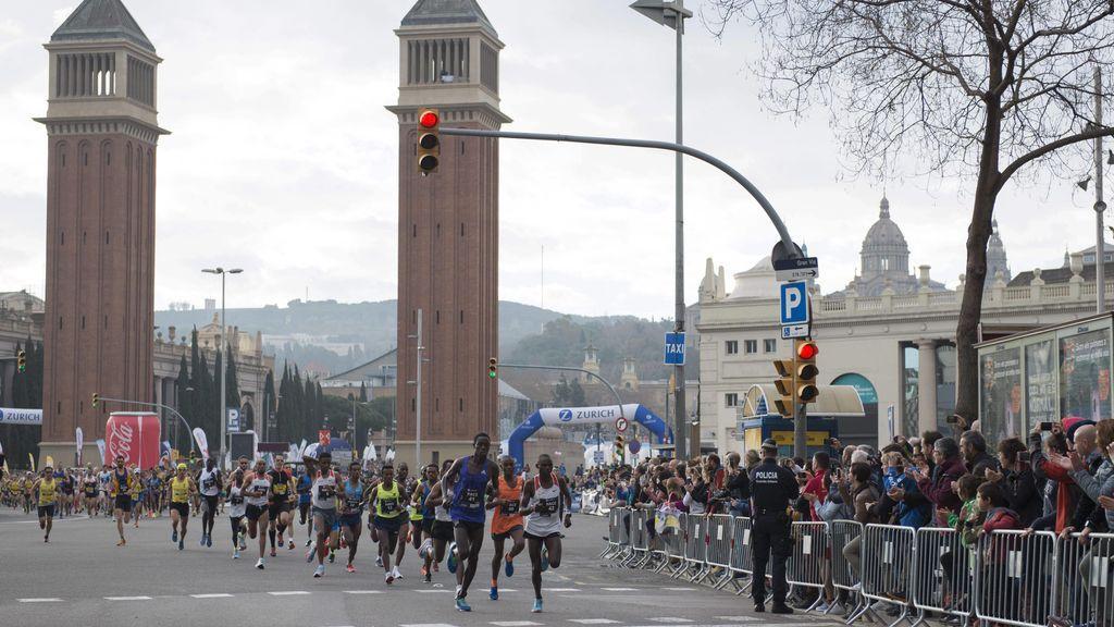 La maratón de Barcelona se pospone al 25 de octubre por el coronavirus