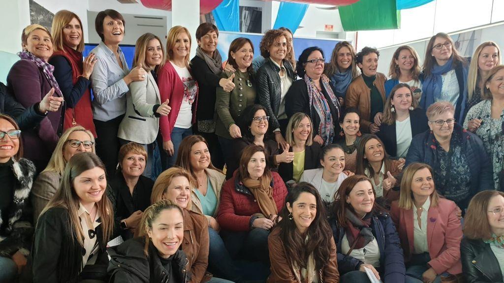 """Montserrat asegura que """"ahora hay más mujeres asesinadas"""" que con el PP: """"¿Dónde están los tuits de Sánchez?"""""""
