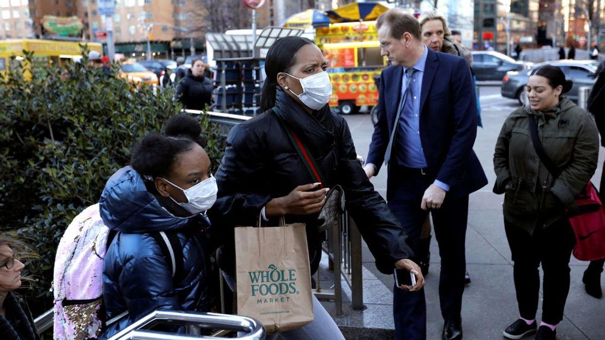 Decretan el estado de emergencia en Nueva York: aumentan un 50 por ciento los casos de coronavirus