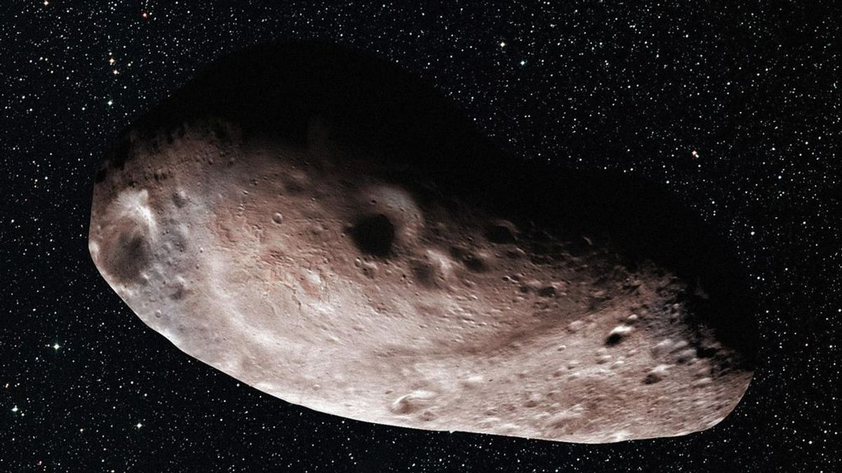 Arrokoth, el pequeño confín del universo