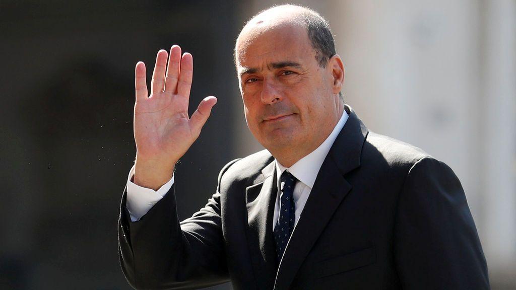 El presidente de la región italiana de Lacio, Nicola Zingaretti, da positivo en coronavirus