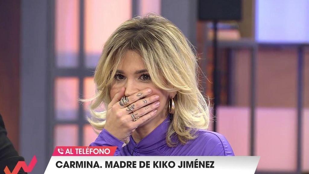 La tensa conversación entre Ylenia y la madre de Kiko Jimenez