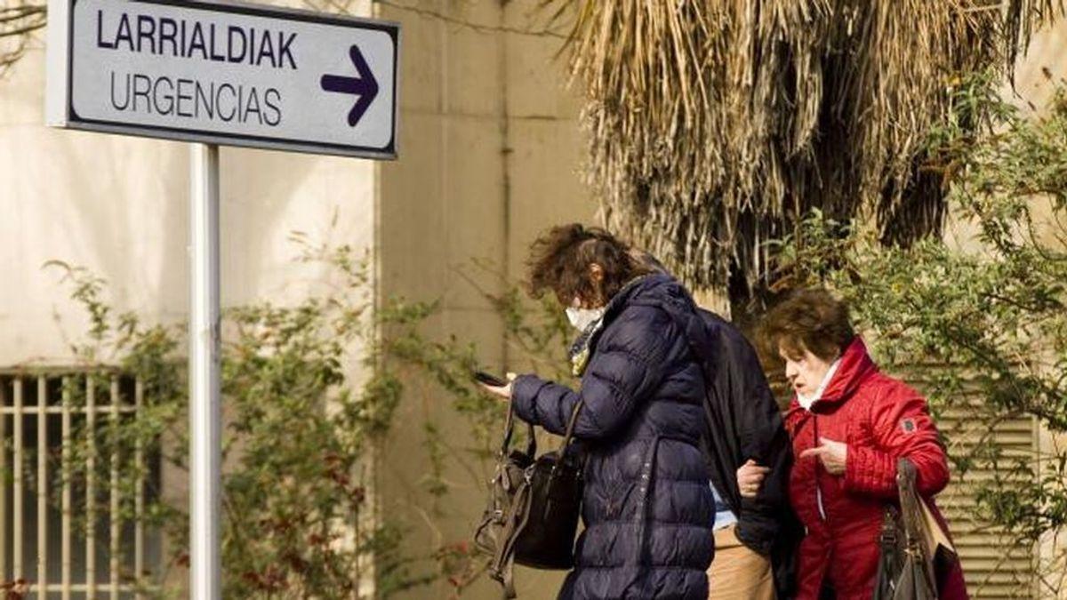El mayor foco de propagación del coronavirus en España, un funeral en Vitoria